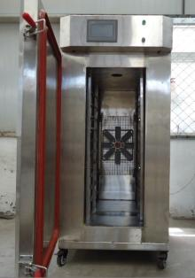 -190C stainless steel upright cryogenic freezer