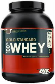 100% GOLD STANDARD WHEY PROTEIN ISOLATE