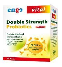 enge? Double Strength Probiotics