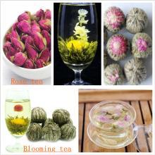 20 styles blooming tea