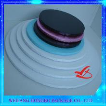 Different Color Corrugated  Cake  Drum  Cake   Base