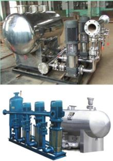 non-negative pressure water supply equipment