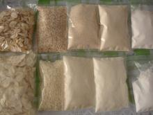 2013 crop dehydrated garlic flakes garlic granule and garlic powder