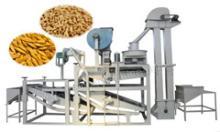 oat seeds hulling machine