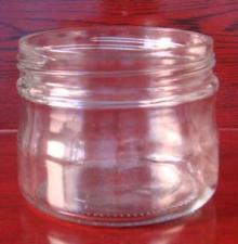 002# glass jar