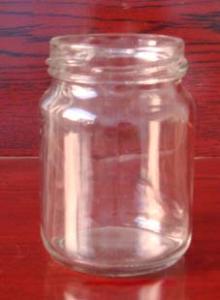 130ml glass jar