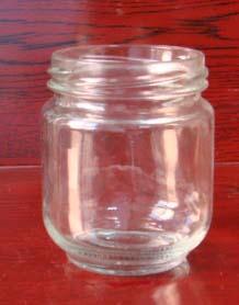195ml glass jar