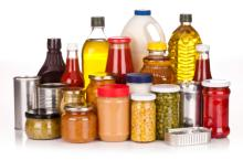 FOOD SUPPLIES - cooking oils,tomato paste,