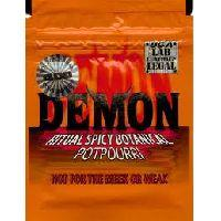 demon ritual spicy potpourri
