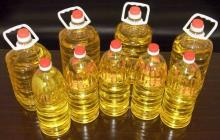 Refined sunflower oil South Africa