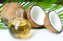 %100 Refined coconut oil/ RBD coconut oil/ Crude coconut oil