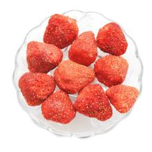 New freeze dried straberry