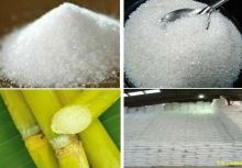 Refined white cane sugar(Icumsa45)