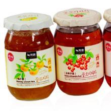 Honey Fruit Teas