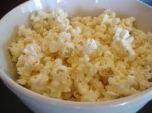 instant popcorn snack