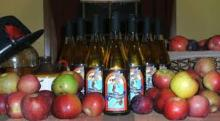 100%natural fresh apple concentrate