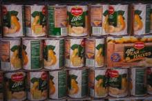 Canned Pear