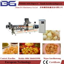 automatic panipuri snack pellet pallet processing line