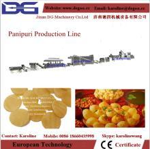 automatic pani puri snack pellet pallet food making machine production line