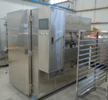 iqf cabinet freezer SD-500 KG/H