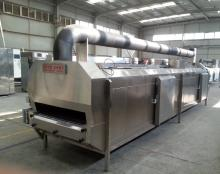 iqf tunnel freezer SD-1 Ton per hour for vegetable
