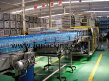 high speed shrinkage package machine for bottling water,shrink packing machine