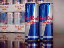 Red ......Bull....., Energy Drink, 12 oz. / 24 Pack Cans