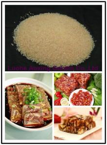 edible gelatin used for aspic