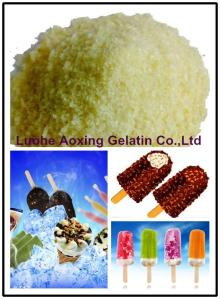 food grade gelatin used for popsicle