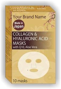 Collagen + Hyaluronic Mask (Face Mask)