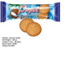 coconut cookie high quality 100 gr