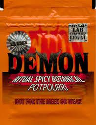 Demon Ritual Spicy Botanical