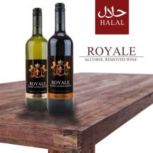 Royale alcohol free Halal wines and sparkling
