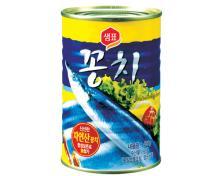 Sempio Canned Mackerel Pike, Boiled