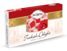 TURKISH   DELIGHT   ROSE  FLAVORED