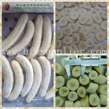 Оптовая продажа IQF очищенный банан/замороженный ломтик банана
