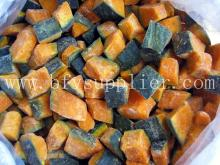 wholesale IQF Frozen Sweet Pumpkin  Dice / Cube