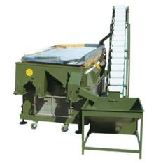 seed processing machine(gravirty separater)