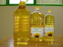 REFINED AND CRUDE PALM AND SUNFLOWER OIL