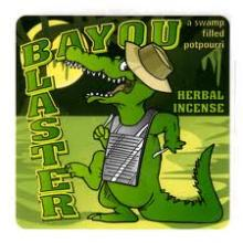 Bayou Blaster herbal incense 3g