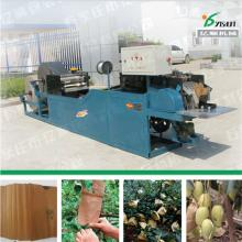 Fruit protection bag making machine