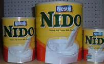 Milk Nido Nestle