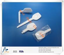 plastic PP folding spoon  yogurt