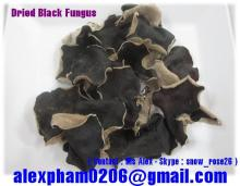 DRIED BLACK FUNGUS - DRIED MUSHROOM