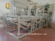 Hot sale!!! Sunflower seeds dehulling and separating machine