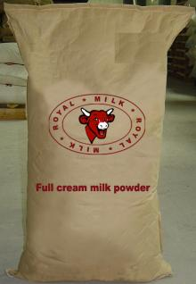 25KG FULL CREAM MILK POWDER