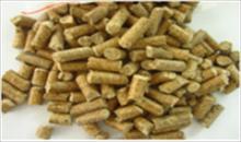 Tapioca residue pellet