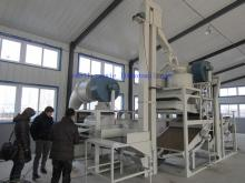 Hot sale Hemp dehuller, hemp seed dehulling machine, hemp seed hulling machine