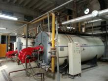 4 ton Industrial heavy oil fired steam Boilers