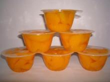 Canned Mandarin Cups